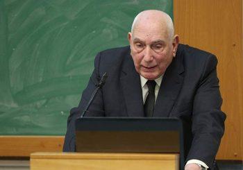 Εκδήλωση προς τιμήν του Ομότιμου Καθηγητή κ.  Ν. Κατσιλάμπρου